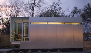 Video: Walkthrough of Smart, Small Footprint, Net Zero, Prefab Living