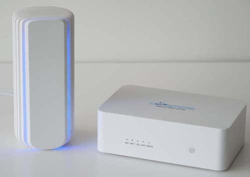 Vision House - COSMOS IAQ Sensors-web
