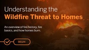 understanding the wildfire threat