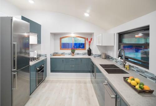 Flex House Kitchen