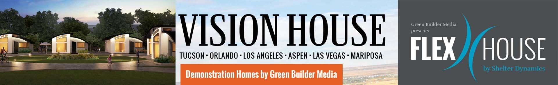 Green Builder Vision House Flex HOuse