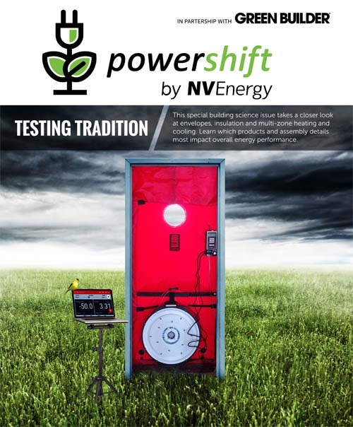 NV Energy Testing Tradition