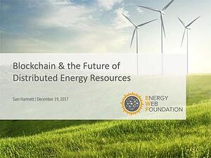 How Blockchain will Upend the Energy Market