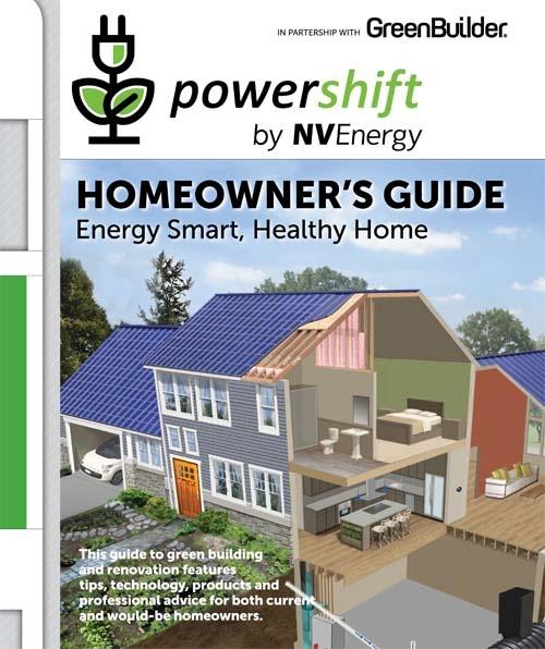 NV Energy Homeowner's Guide