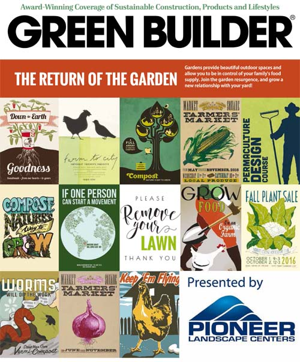 The Return of the Garden-web