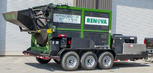Asphalt Road Recyclers Have to Be Seen to Be Believed