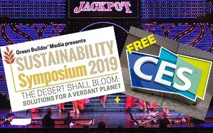 Vegas Jackpot-Attendees of Eco-Friendly Symposium Get a Free Pass to CES