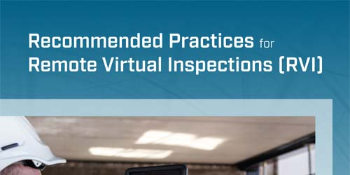 ICC Offers Advice on Remote Virtual Inspections