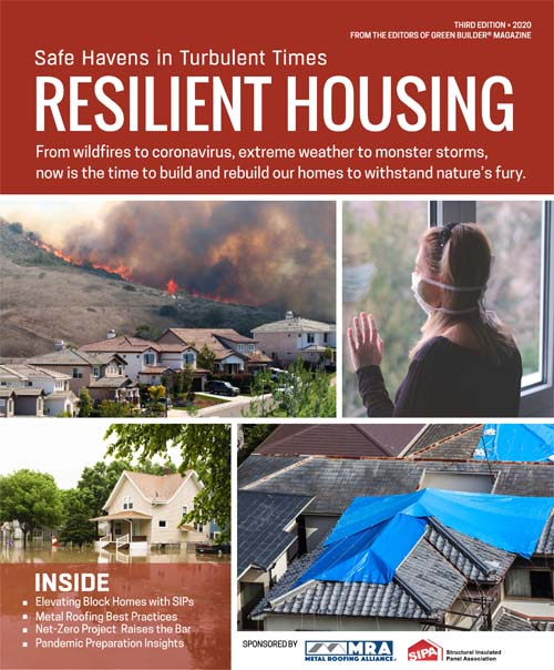 Resilient Housing Design Guide, 3rd Edition