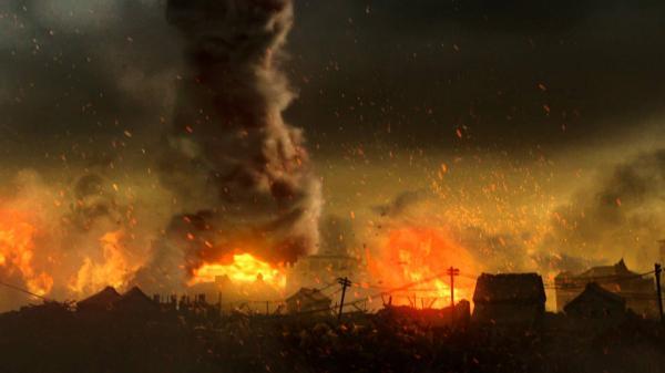 To Survive a Firenado, Run Away