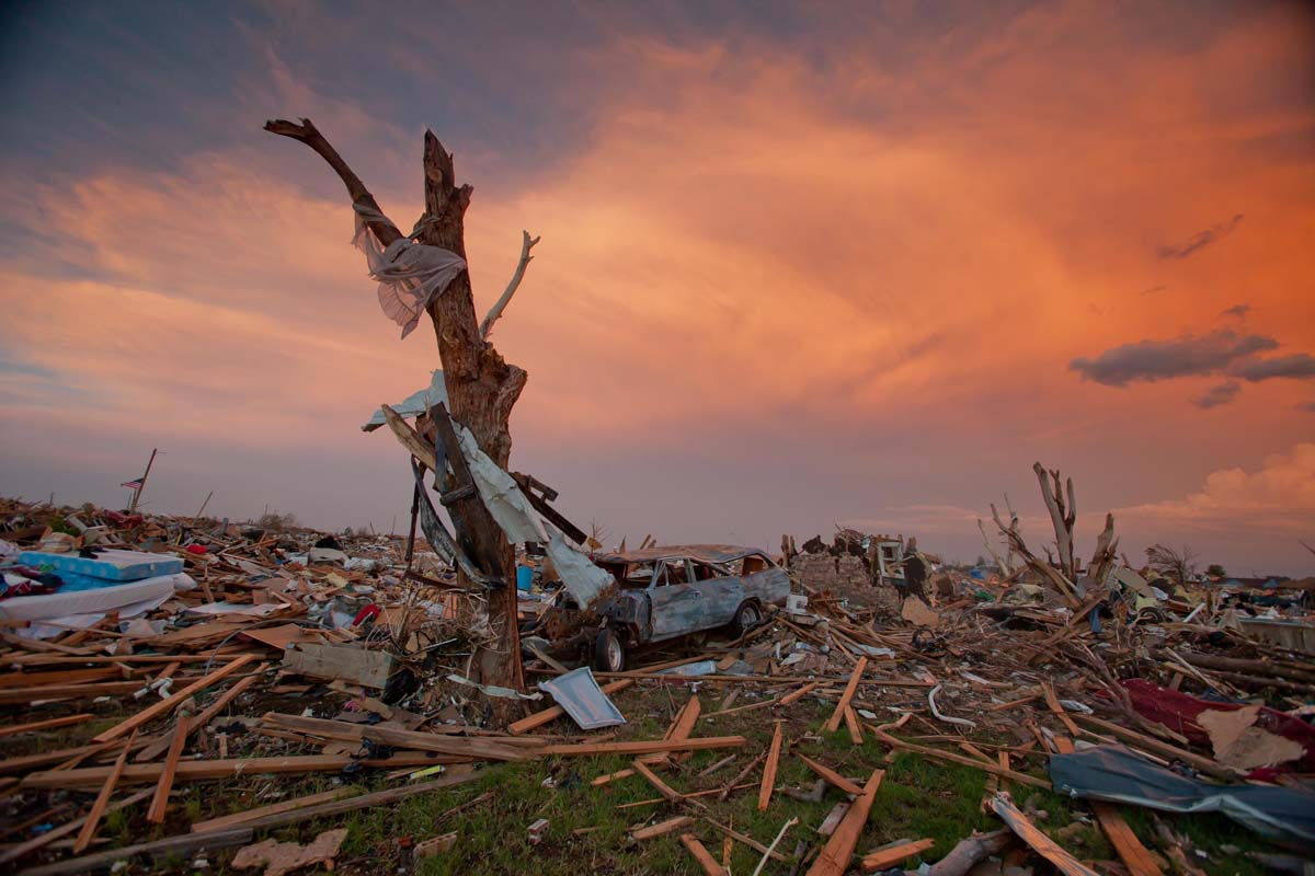 FEMA Moore Tornado Damage