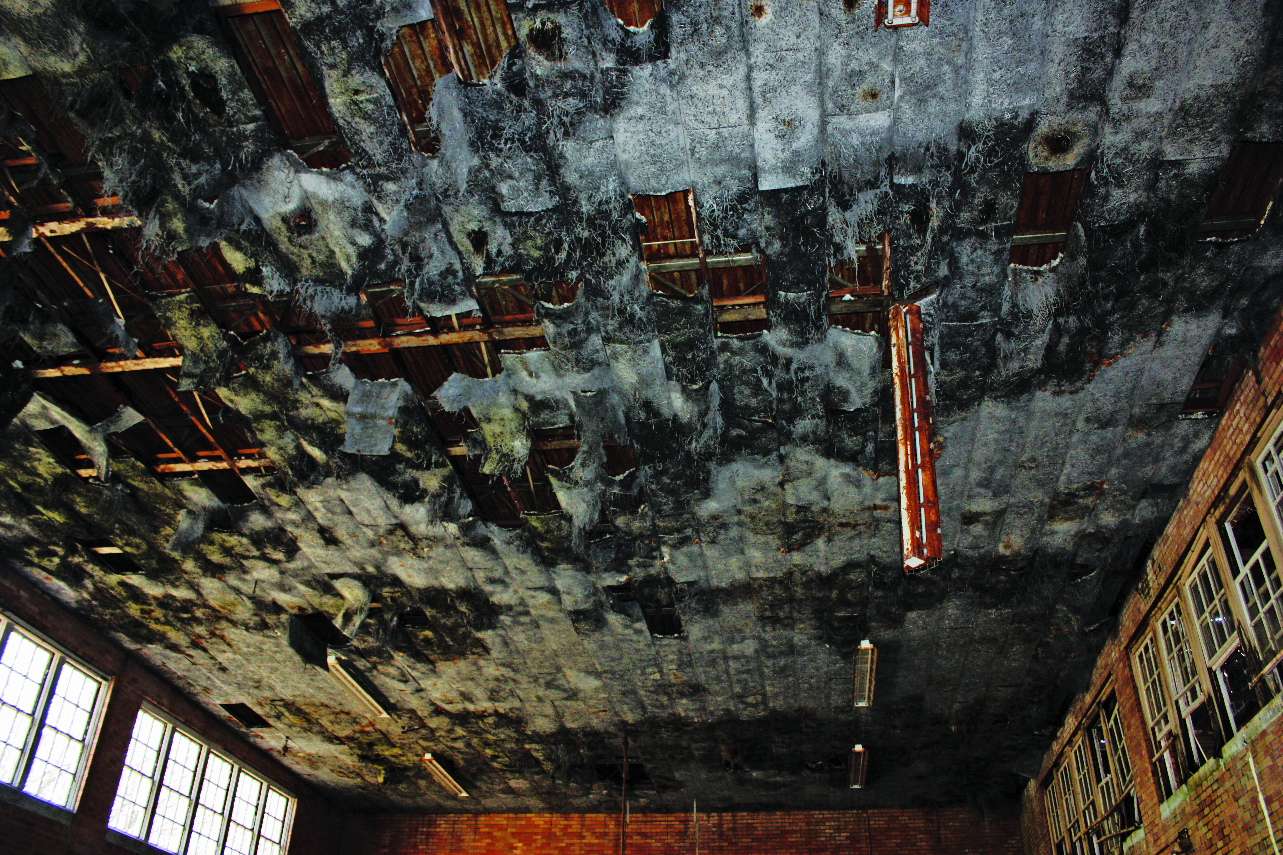 Rotting ceiling 300