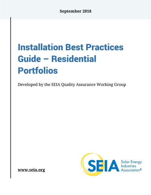 SEIA-Residential-Installation-Best-Practices-Guide-2018-September-cover