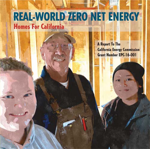 SML Real-World ZNE Homes for California - cover