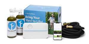 Rachio Smart Irrigation Conserves More Than Water
