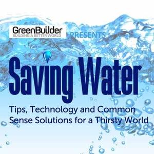 Saving Water Blog Signup Icon