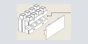 Smart Bricks Snap Together Like Big, Concrete Legos