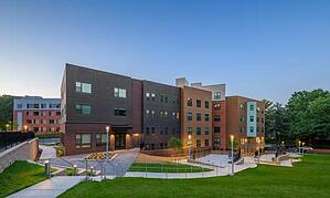 Apartment Complex Is EarthCraft Platinum and Affordable