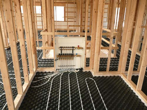 Radiant Heating in Healthy Homes