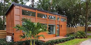 Tiny RV Home Sales Boom in Florida as Pandemic Rages