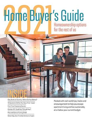 2021 Home Buyers Guide Cover