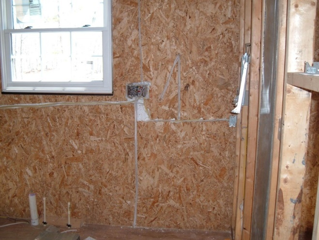 how to run electric through sips rh greenbuildermedia com Prefab Sips Home SIP Building Kits
