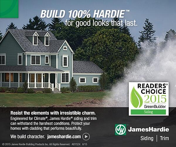 James Hardie siding for good looks that last