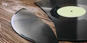 Broken Record Still Skipping