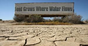 Emerging Climate-Fueled Megadrought in Western US Rivals Any Over Past 1,200 Years