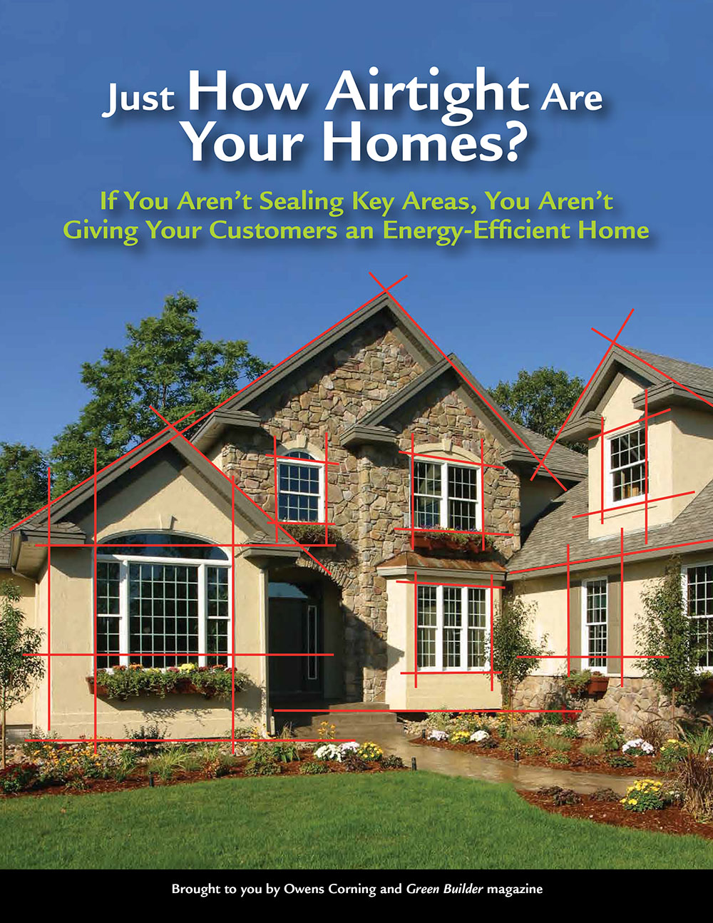 Air Sealing Ebook from Owens Corning