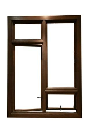 Weather ShieldAll-Wood Window