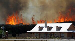 More Americans Are Moving Into Wildfire Zones