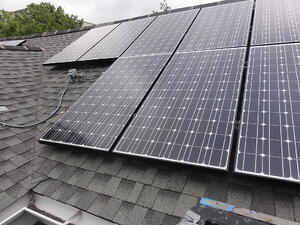 PV Panels In New Orleans Survived Ida But Shut Down When Most Needed