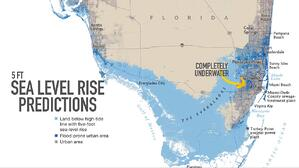 Study: Coastal Floridians Don't Believe in Sea Level Rise