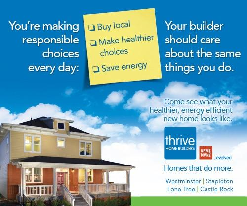 Thrive Home Builders