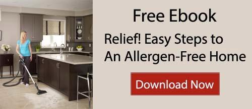 Free Ebook Relief! Easy Steps to An Allergen Free Home