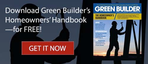 2016 Homeowners Handbook Green Builder