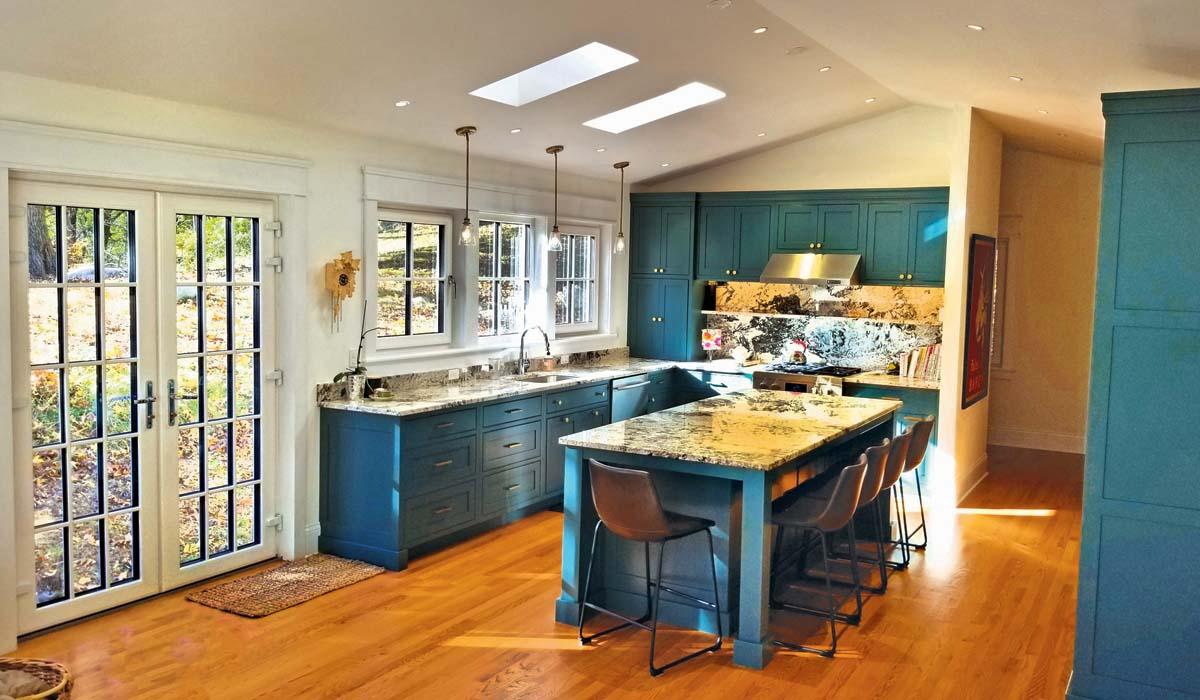 Black (Katonah) Kitchen 02-300
