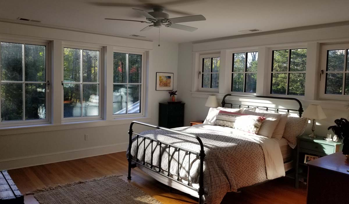 Black (Katonah) Master Bedroom 300