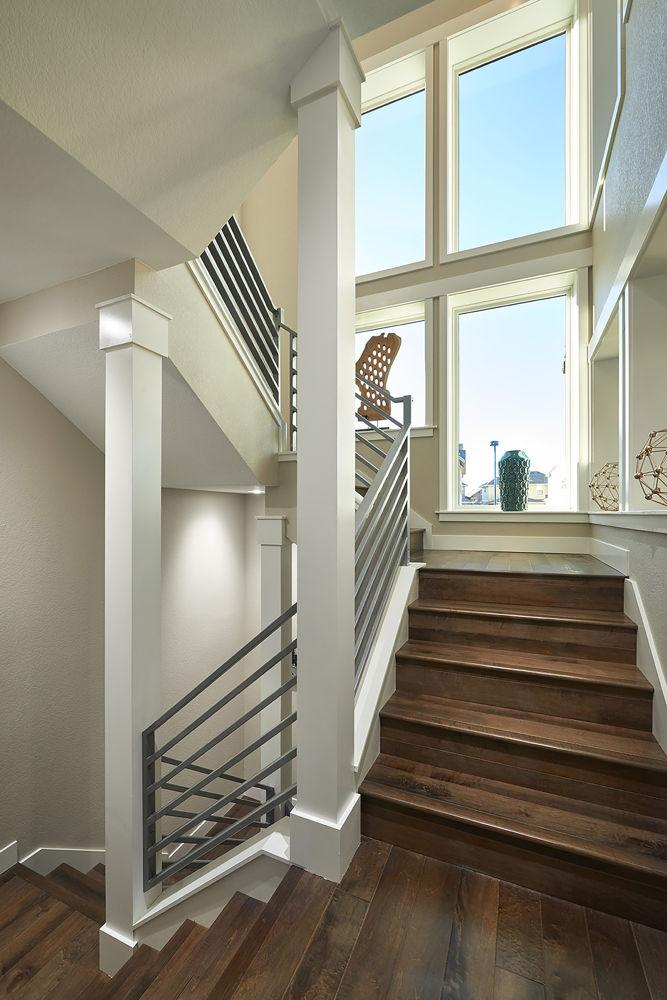 Panacea Retreat DESIGN Atrium Staircase