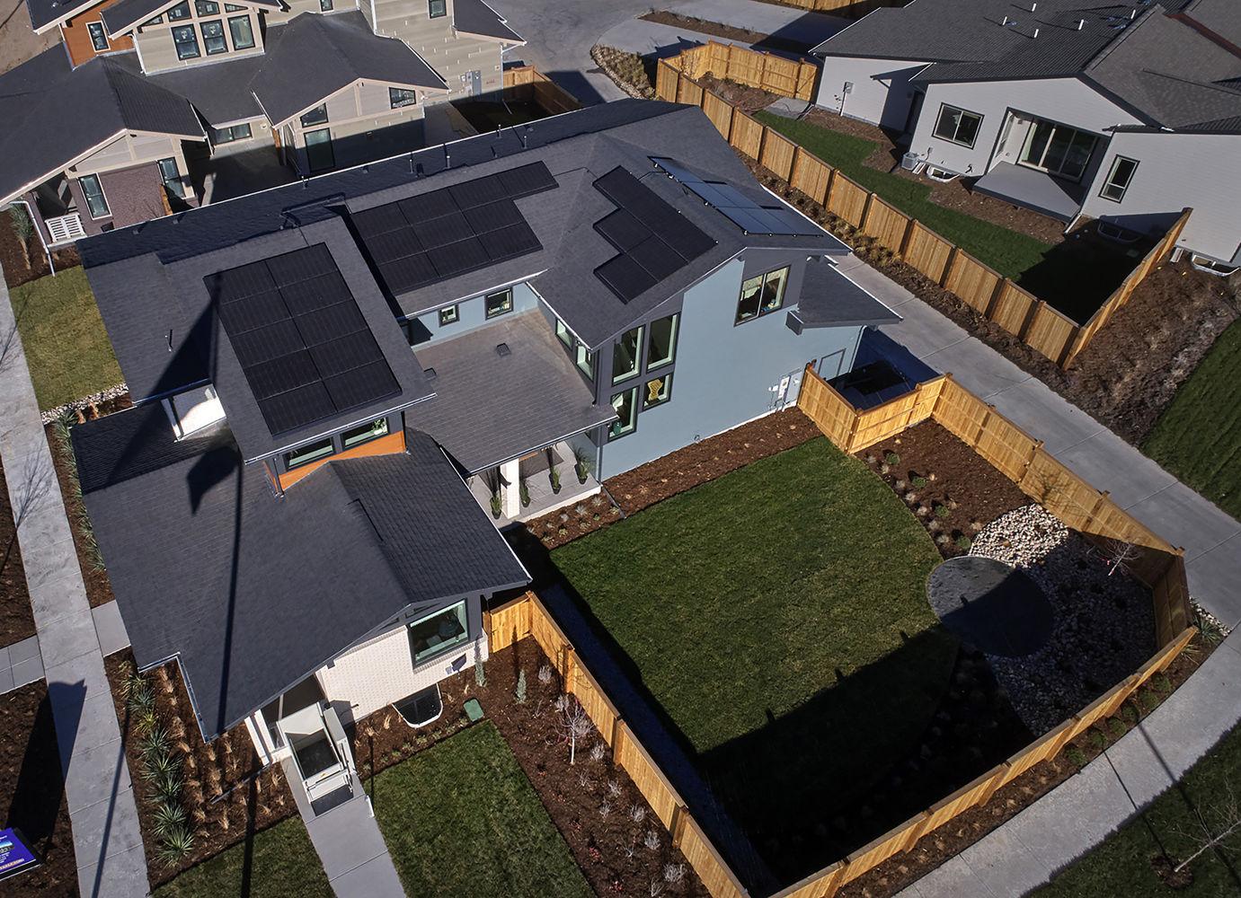 Panacea Retreat SUSTAINABLE Solar Panels