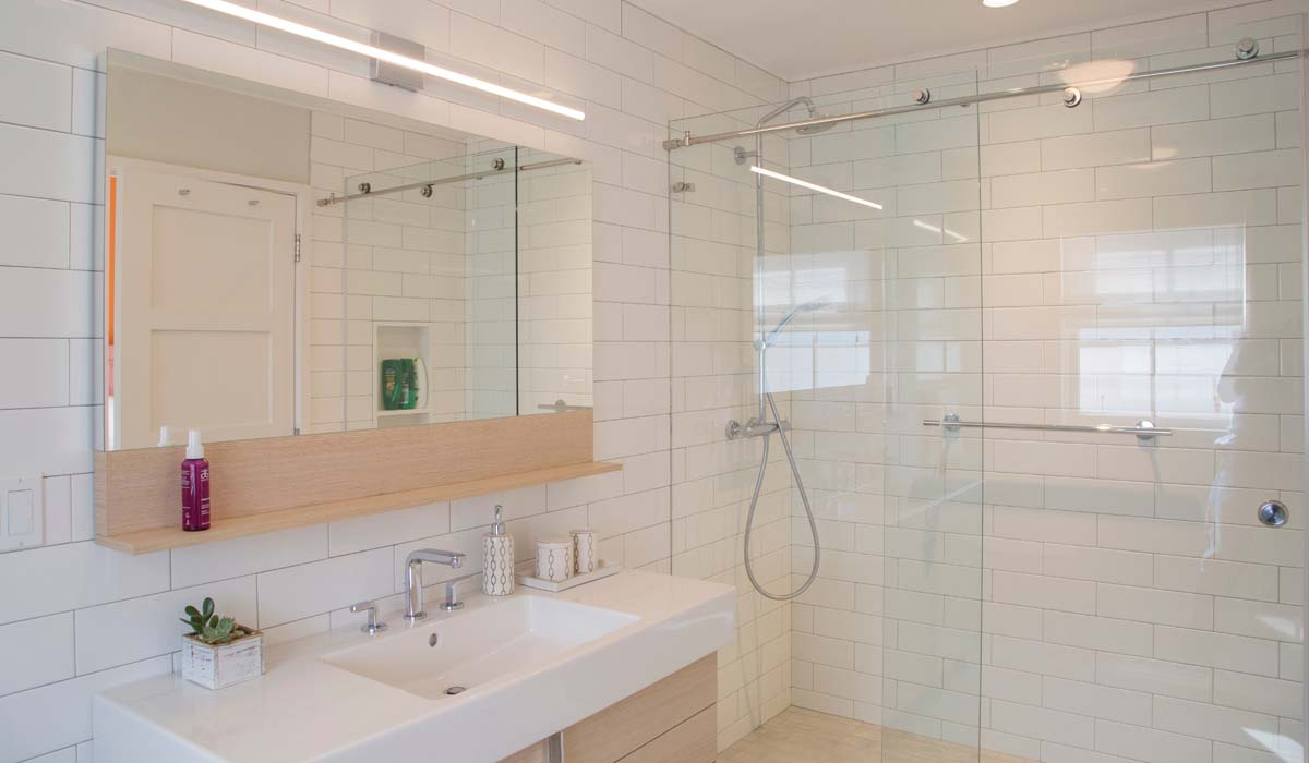 2016 green home of the year award winner resilient and ready for Bathroom of the year 2016