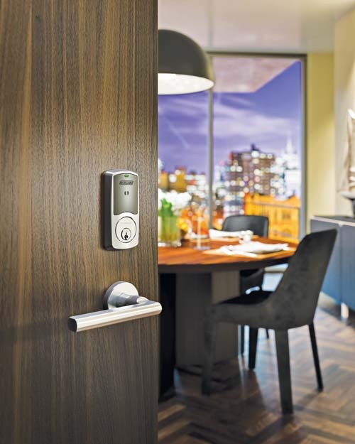 Allegion Schlage Le Wireless Mortise Lock