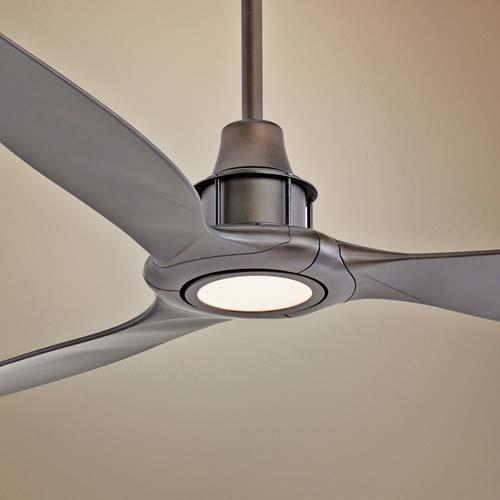 Lamps Plus Interceptor Led Ceiling Fan