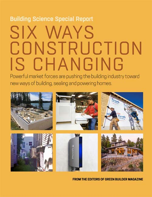 6 Ways Construction Is Changing