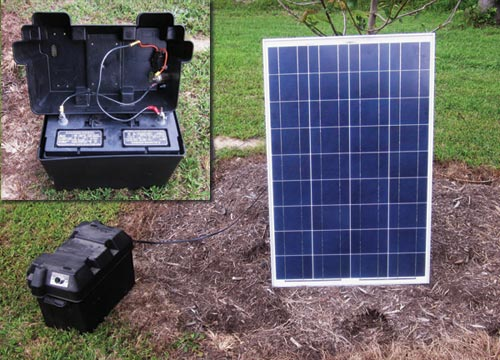 Power Your Jobsite Cordless Tools with this DIY Solar