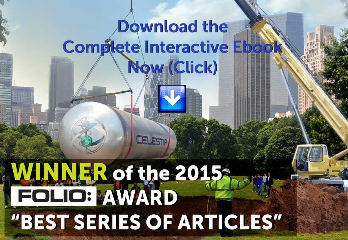 Download the Interactive Celestia Project Ebook