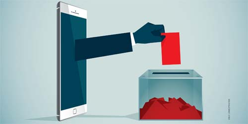 The IECC -Onward With Online Voting