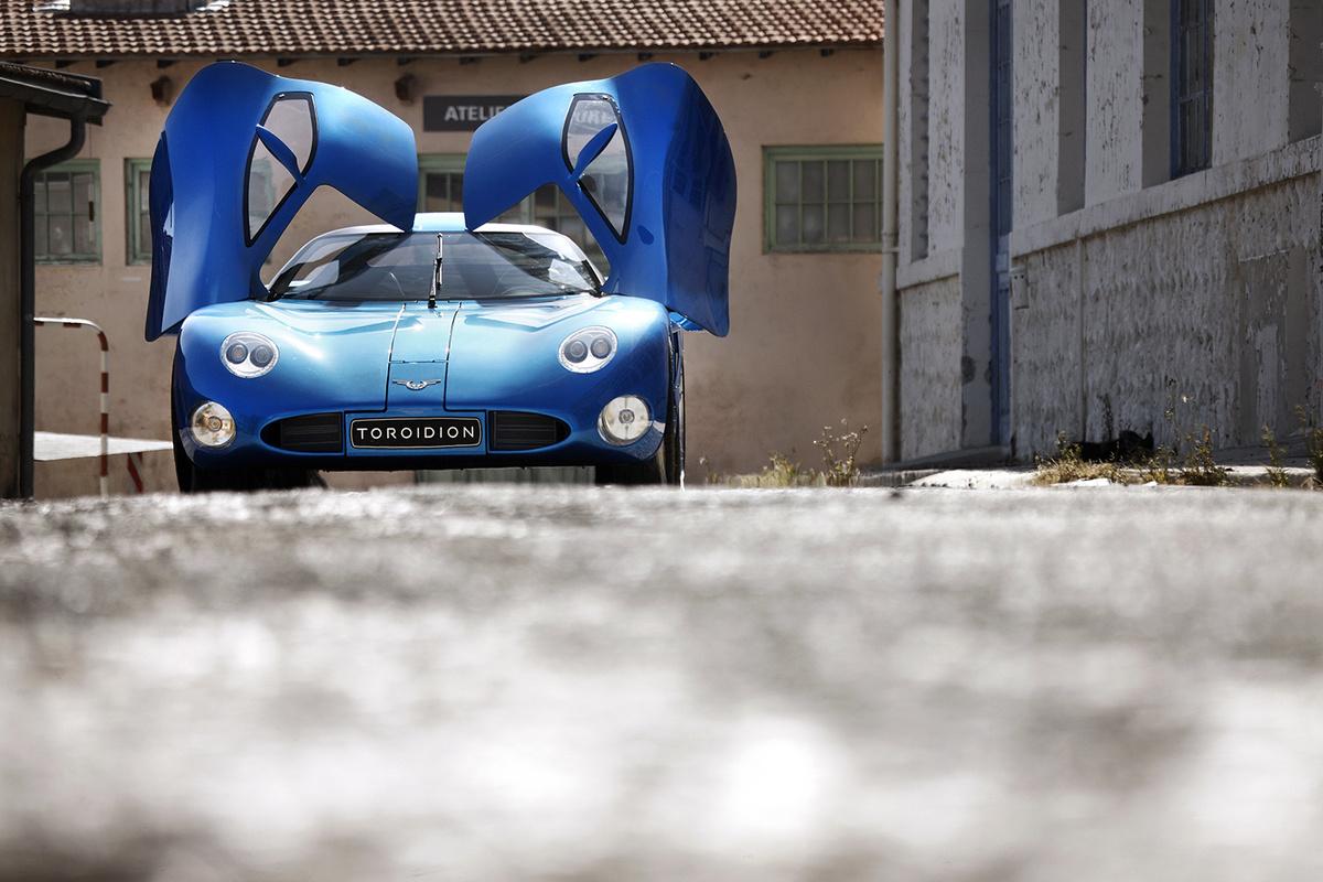 toroidon_electric_car