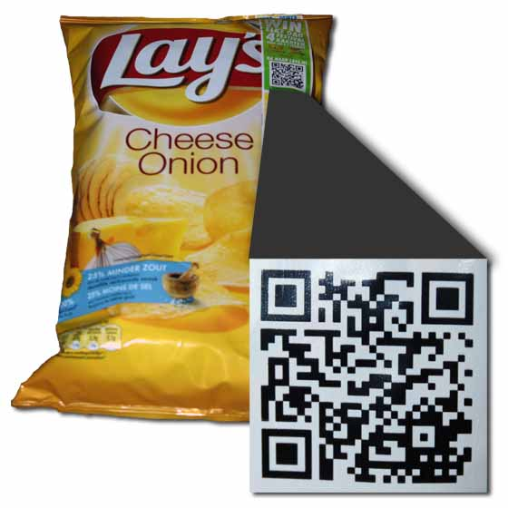Are Food QR Codes The Cure For Product Labeling Or Just